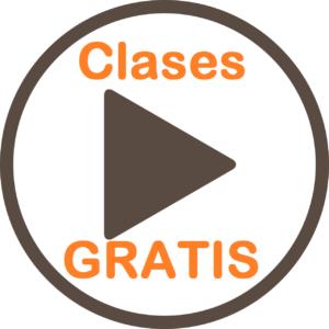 Clases GRATIS