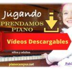 Libro de Juegos con el Piano | Descargable